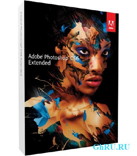 Adobe Photoshop CS6 (2012)